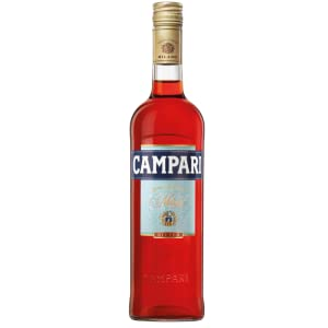 Free Campari Bottle
