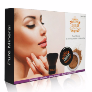 Free Foundation Set (Worth £39.95)