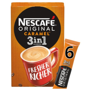 Free Nescafe 3in1 Coffee