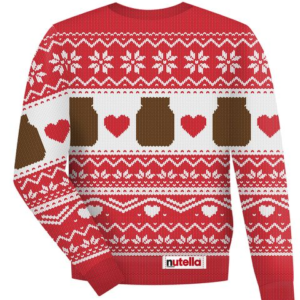 Free Nutella Christmas Jumper