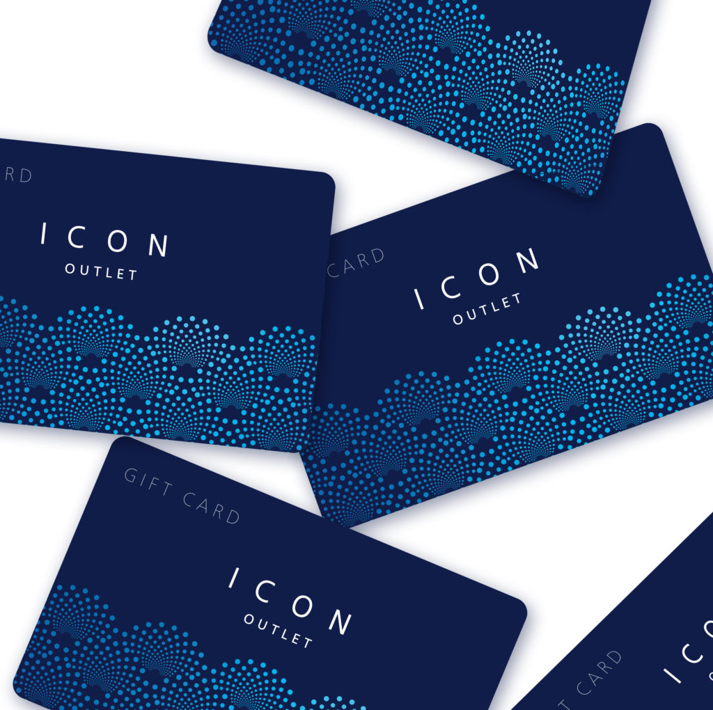 Free £20 Icon Outlet Gift Cards