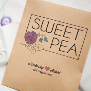 Free Sweet Pea Seeds Pack