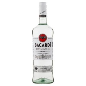 Free Bacardi Bottle