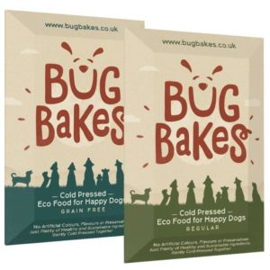 Free Bug Bakes Dog Food