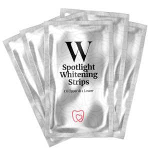 Free Teeth Whitening Strips