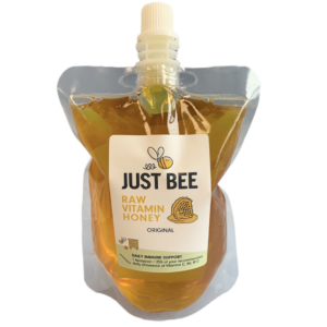 Free Raw Vitamin Honey (Worth £5.99)
