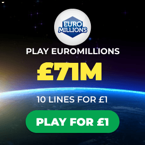 Free EuroMillions Tickets (£71M Jackpot)