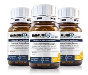 Free Oxford Immune Booster (Worth £52.95)