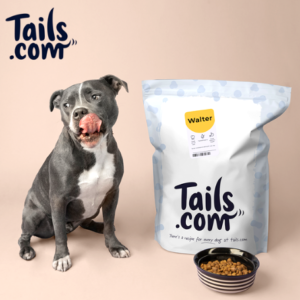 Free Dog Food Bag (Worth £24)