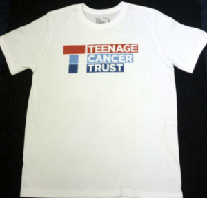 Free Teenage Cancer T-Shirt