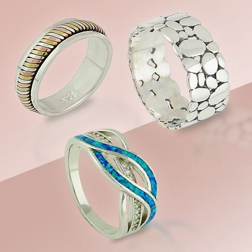 Silver Jewellery – Up To 70% Off Today!