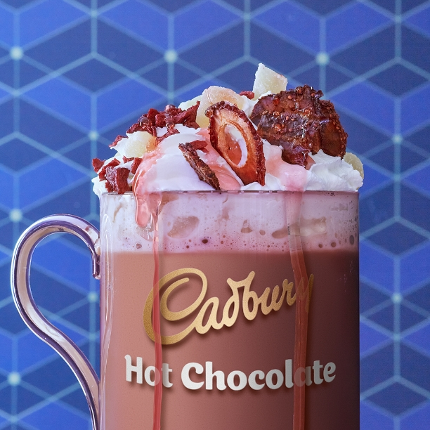 Free Cadbury Hot Chocolate Kits