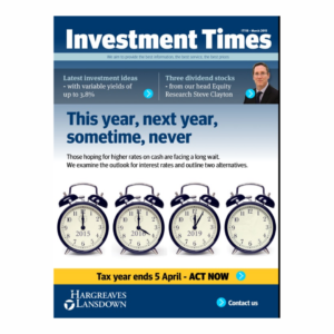 Free Investment Guide Magazine