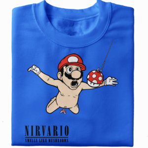 Free Mario Inspired T-Shirt (Worth £9.99)