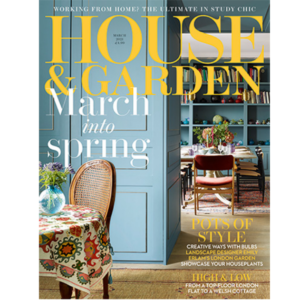 Free House & Garden Magazine & 2 Issues for £1