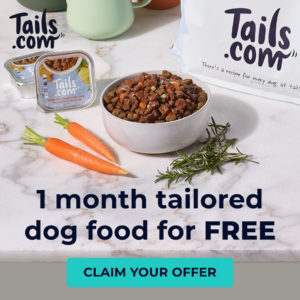 Free Dog Food Bag (Worth £54)