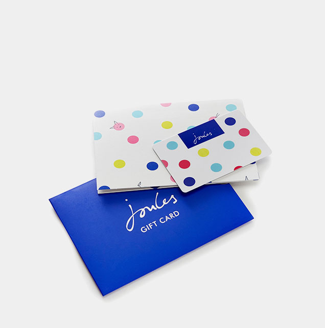 Free £100 Joules Gift Card