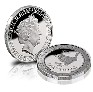Free Limited Edition 50th Anniversary Coin