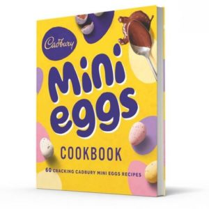 Free Cadbury Mini Eggs Cookbooks
