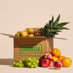 Free Fruit And Vegetable Box (Worth £10.99)