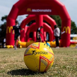 Free McDonald's Kids Football Sessions