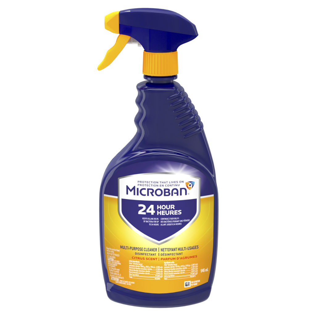 Free Multi-Purpose Surface Cleaner