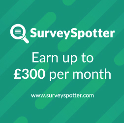 Earn Up To £300 Per Month!