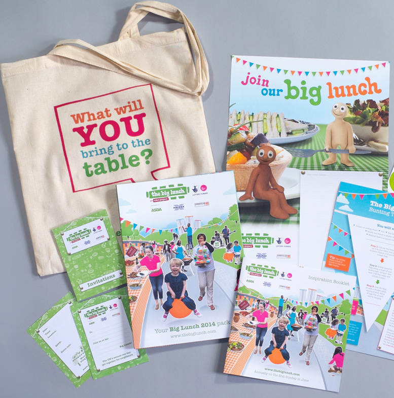 Free Big Lunch Pack