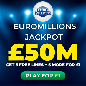 Free EuroMillions Tickets (£50M Jackpot)