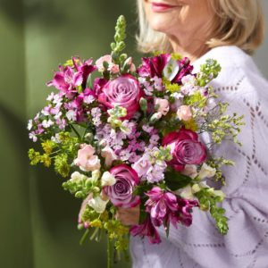 Free Bloom & Wild Flower Bouquet