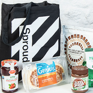 Free Waitrose Breakfast Goodie Bag