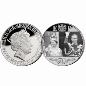 Free Commemorative Prince Philip Silver Coin