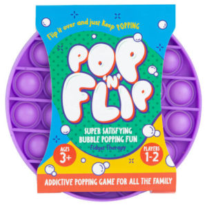 Free Pop 'N' Flip Toys with Free Delivery