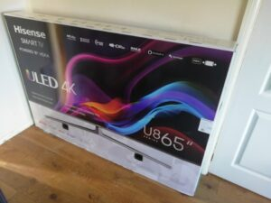 Learn How To Get A FREE TV (Worth £1,700!)