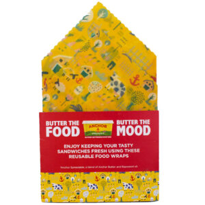 Free Anchor Butter Food Wrap