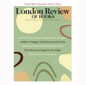 Free London Review of Books Magazine