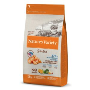 Free Nature's Variety Cat Food