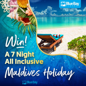 Win an All-inclusive Holiday for 2