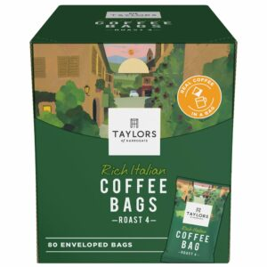 Free Taylors Coffee – EXPIRED