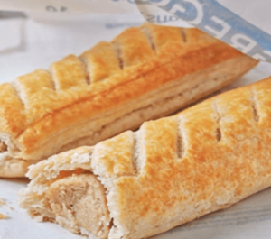 Earn a Free Sausage Roll