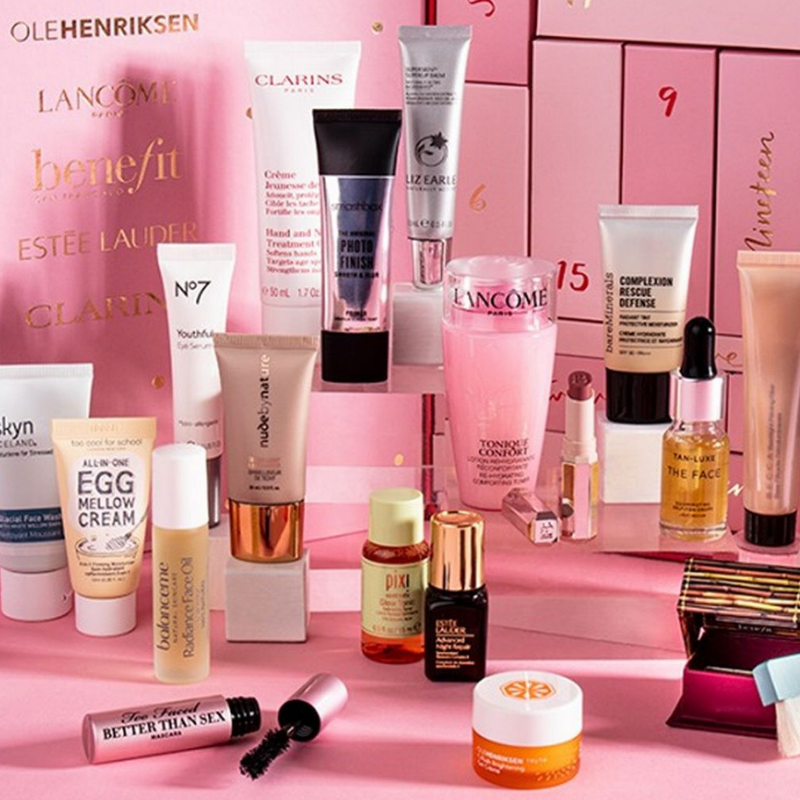 Free Beauty Products, Perfume, Clothes & More