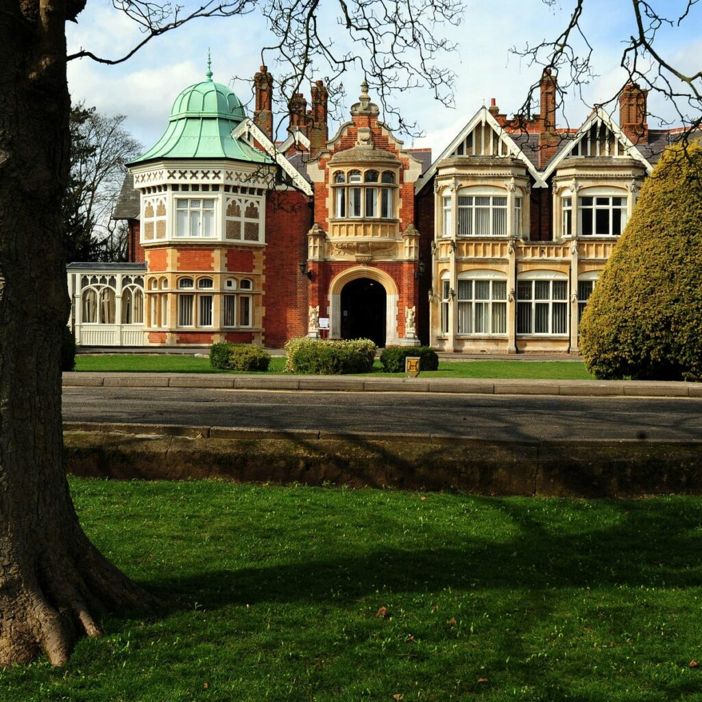 Free Bletchley Park Tickets (Worth £42)