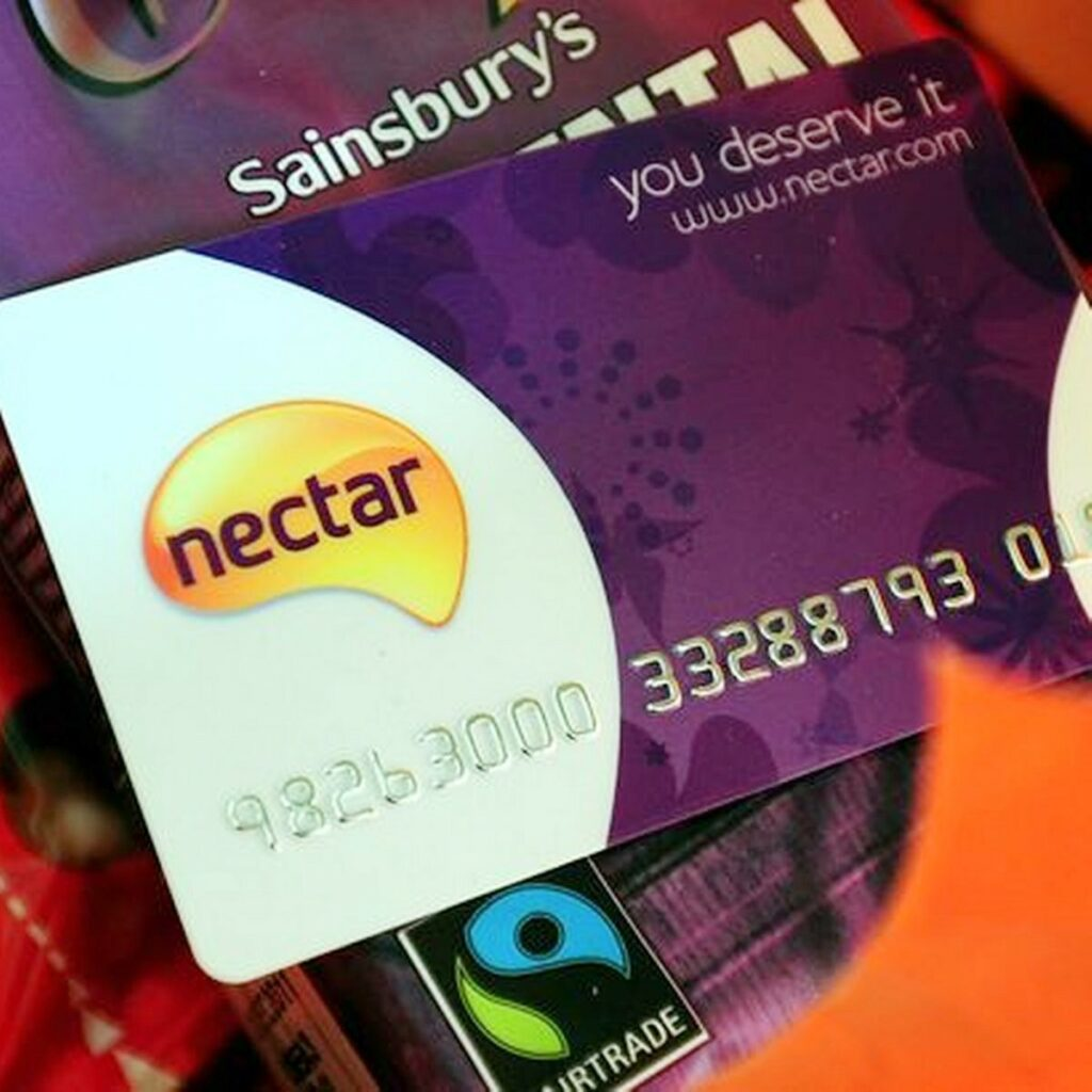 Free 75 Nectar Card Points