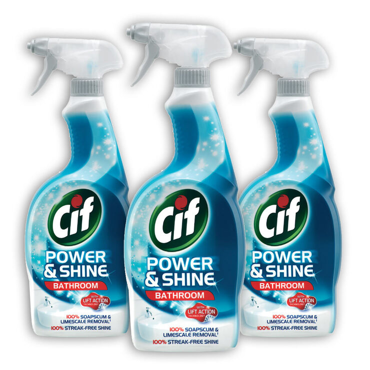 Free Cif Cleaning Set