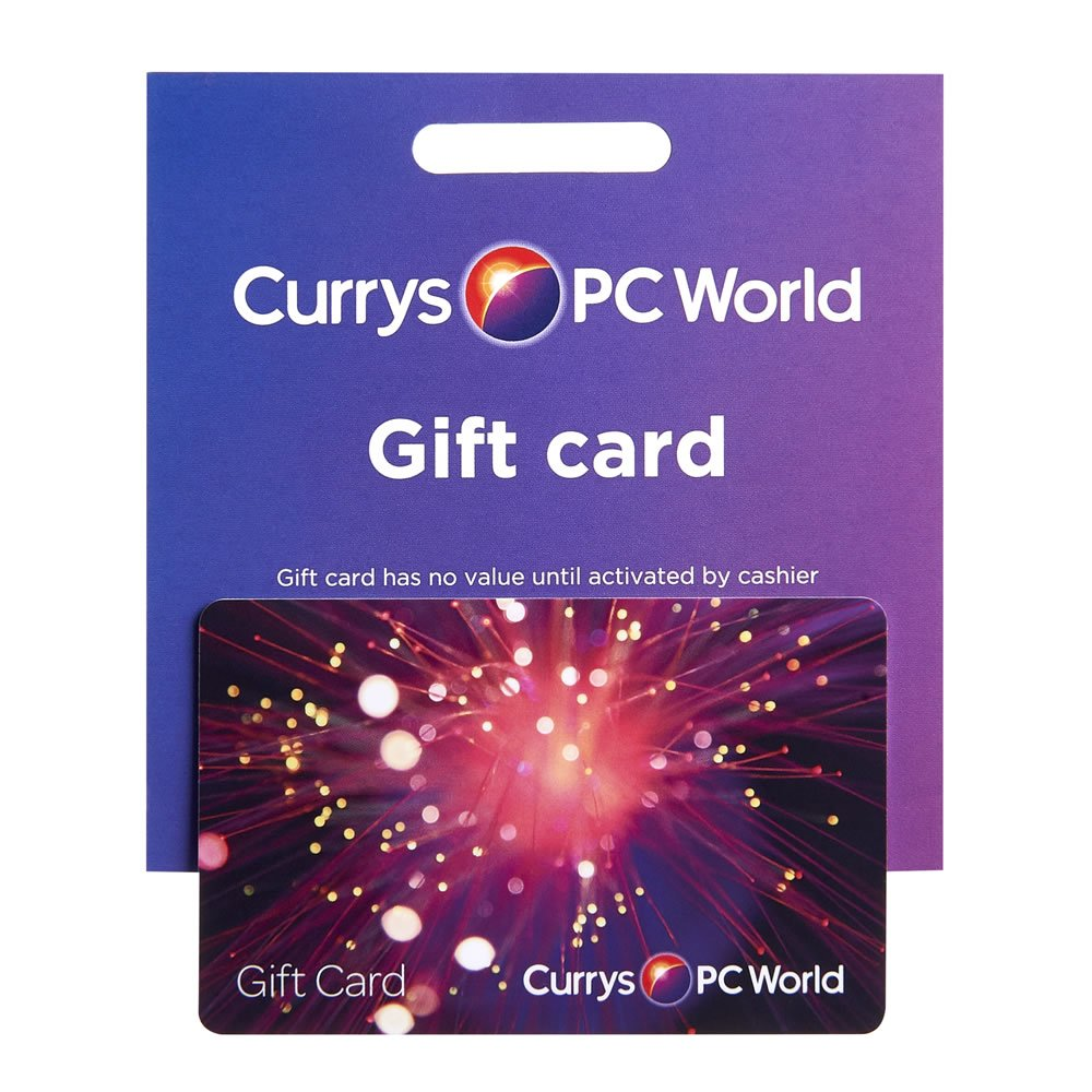 Free £5 Currys Gift Card