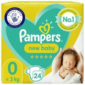 Free Pampers Vouchers (Worth £10)